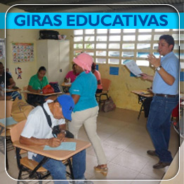 Fundación El Arca Giras Educativas