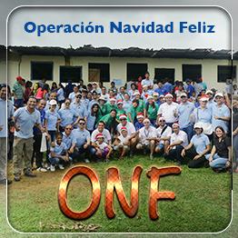 Fundación El Arca - Operación Navidad Feliz