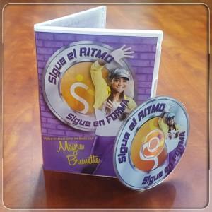 DVD - Sigue el Ritmo, Sigue en Forma
