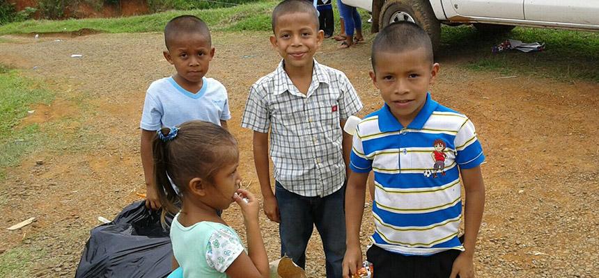Problemas que enfrenta la niñez panameña en las zonas rurales y apartadas del país